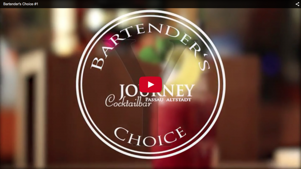 Bartender´s Choice #1